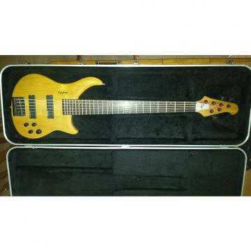Custom Epiphone Expert- 6 String Bass w/Factory Mods ?