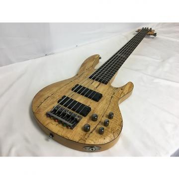 Custom LTD B-206SM Wood W/Gig Bag