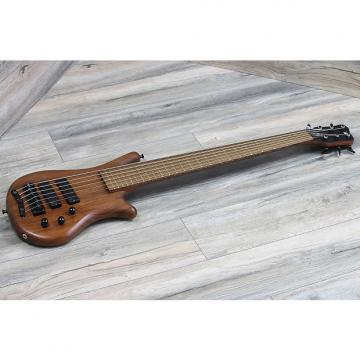 Custom Sweet! Warwick Thumb Bass 6 Sting BO 2004 Natural Great shape + OSSC made in Germany