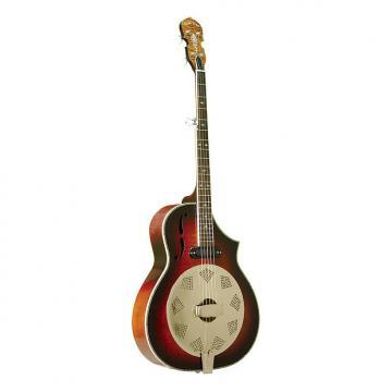 Custom Gold Tone Dojo-DLX Deluxe Resonator Banjo with Pickup