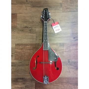 Custom Stagg Mandolin in Red (M20RD)