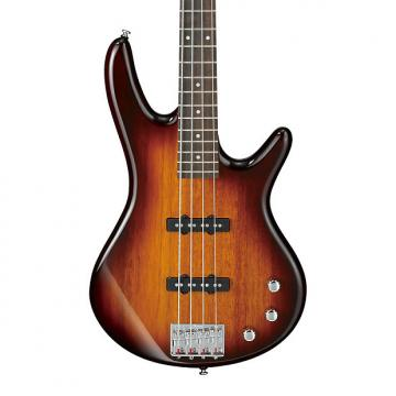 Custom Ibanez GSR180-BS GIO Series Electric Bass Guitar, Brown Sunburst