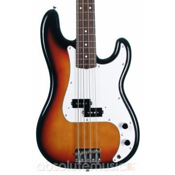 Custom Fender Japanese Precision Bass Guitar, Sunburst