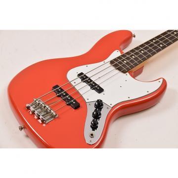 Custom Fender Japan JB62  Fiesta Red