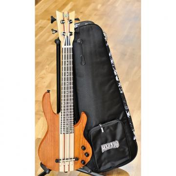 Custom Mahalo MEB1-TBR Ukulele Bass Guitar MEB1 Travel Bass - Free World Shipping