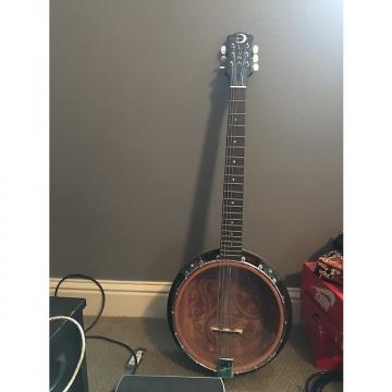 Custom Luna 6 String Banjo