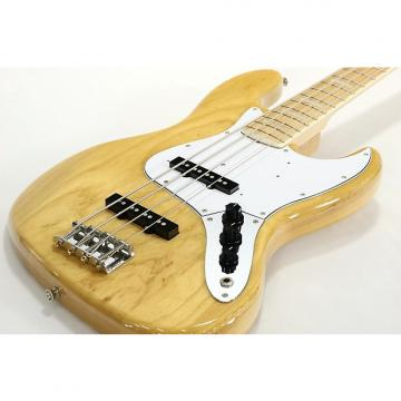 Custom Fender Japan JB75  Natural Maple