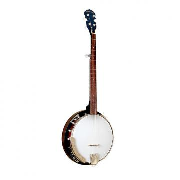 Custom Gold Tone CC-50RP Cripple Creek Resonator Banjo with Planetary Tuners and Gig Bag