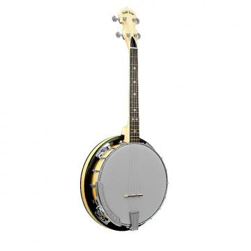 Custom Gold Tone CC-Irish Tenor Cripple Creek Irish Tenor Banjo