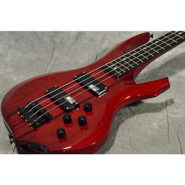 Custom Edwards E-FR-128B  See Thru Red