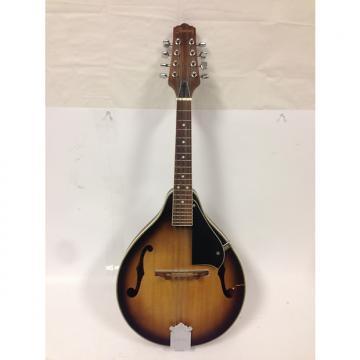 Custom Ibanez M510-OVS A-Style Open Pore Vintage Sunburst Teardrop Mandolin