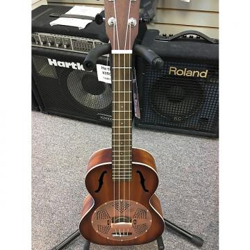 Custom Ka-RESonator Ukulele