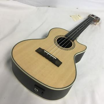 Custom New Alvarez Tenor AU70TCE Uke Wood