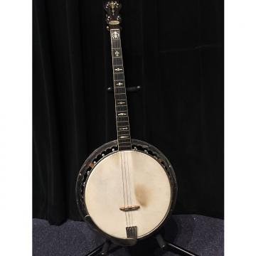 Custom Lyon & Healy Washburn Style A Tenor Banjo c. 1925