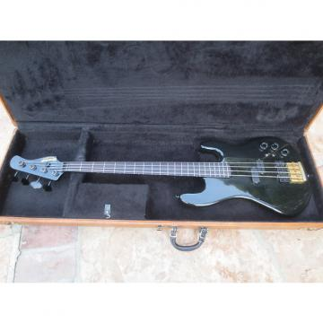 Custom Kramer Pioneer Carrera Bass 1982-1984 Black