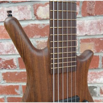 Custom Warwick Thumb Bass Bolt on Neck Ovangkol