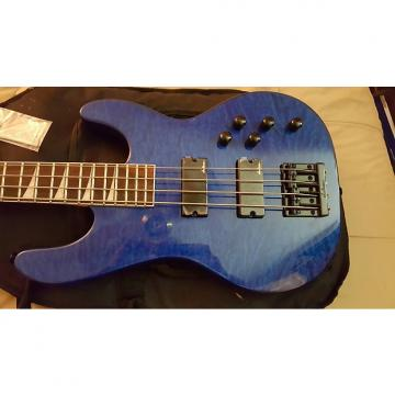 Custom Jackson  JS3 2016 metallic blue