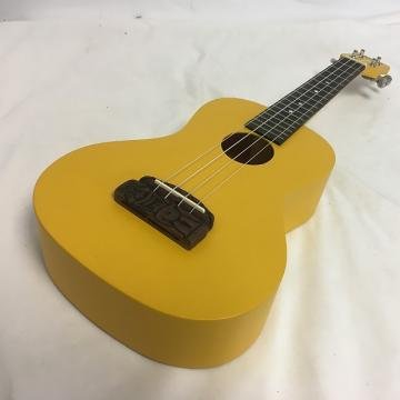 Custom New Kohala Tiki Sop W/Tuner Yellow