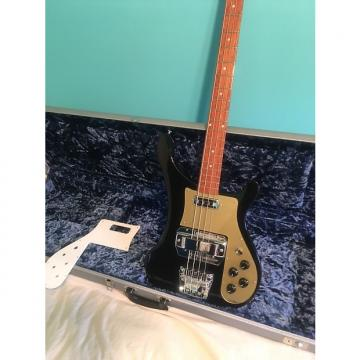 Custom Rickenbacker 4001 V63 1998 Black