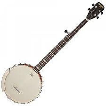 """Custom Gretsch G9450 """"DIXIE"""" 5-STRING OPEN BACK BANJO, LONG SCALE, ROLLED BRASS TONE-RING 2017 natural"""