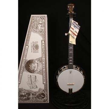 Custom Brand New in box Deering  Artisan Goodtime 2 5 string flathead banjo w resonator Made in USA