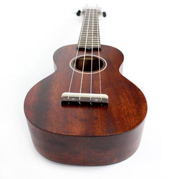 Custom Gretsch G9100 Soprano Standard Ukulele 2017 mahogany