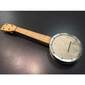 Custom Vintage Banjo Ukulele - Banjolele - Metal Resonator