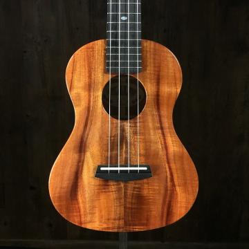 Custom Kala 3Koa-TG Koa Elite Tenor Uke 2015 Gloss Koa