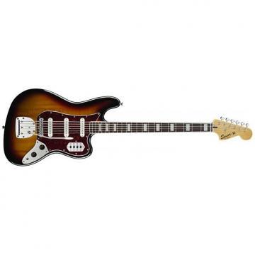 Custom Squier Bass VI Vintage Modified - 3-Color Sunburst