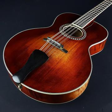 Custom Used Eastman MDC804 Mandocello Oval Sound Hole with Case
