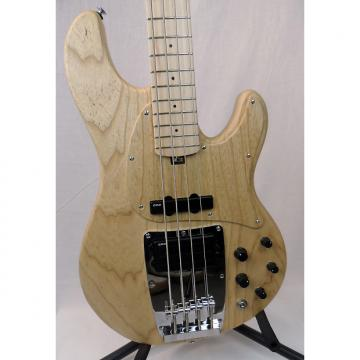 Custom Ibanez ATK810E Premium Bass with Natural Finish Rental Return W/Bag