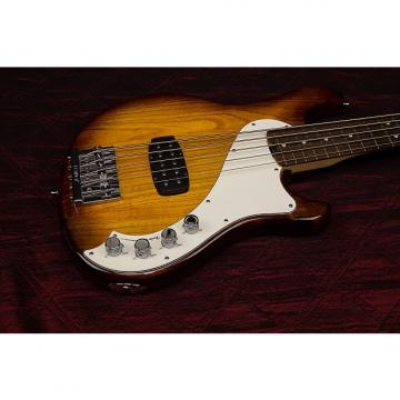 Custom Fender American Deluxe Dimension V 5-String Bass Violin Sunburst Authorized Dealer SAVE Big! OHSC