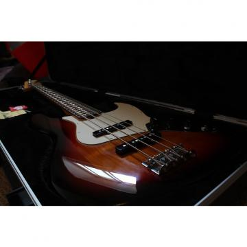 Custom Fender American Special Jazz Bass 2010 3 Color Sunburst