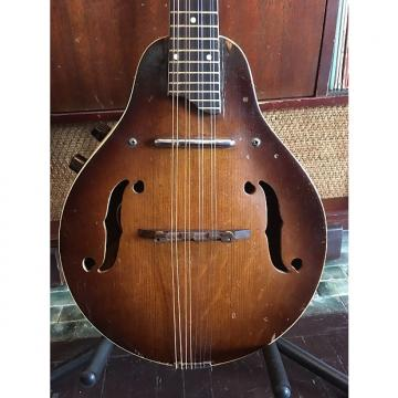 Custom Vintage Kay-made Silvertone Mandolin with Pickup