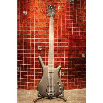 Custom Warwick Rockbass Corvette 5 Active JJ Oil Nirvana Black