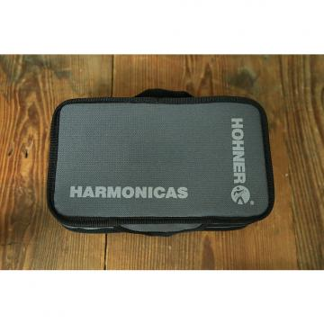 Custom Hohner Marine Band Asst. Harmonica Grey/Silver