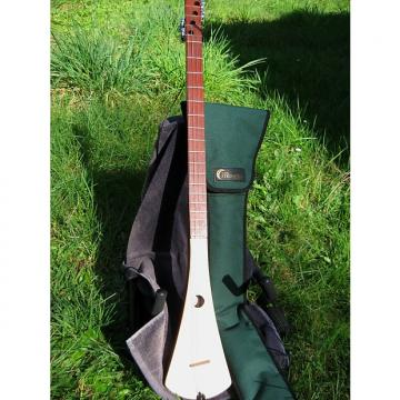 Custom McNally 4-String Chromatic Strum Stick (2006 Natural Spruce)