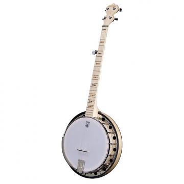 Custom NEW Deering Goodtime Two Resonator Banjo - Free Gig Bag!