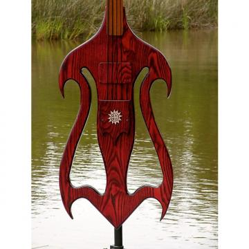 Custom Bayou Basses Fiddler Burgundy