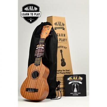 Custom Kala KA-LTP-S Learn To Play Starter Kit with Soprano Ukulele