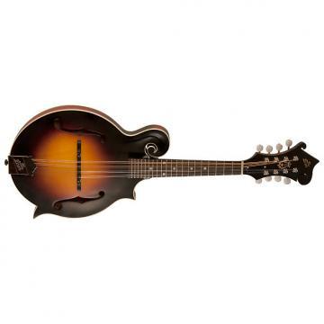 Custom Loar LM-370-VSM Grassroots F Mandolin - Vintage Sunburst Matte