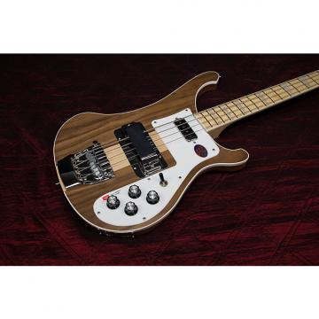 Custom NEW Rickenbacker 4003 Bass Walnut 4-String Bass Authorized Dealer Original Hardshell Case & Warranty