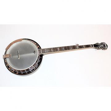 Custom Fender Premier Concert Tone 59 5-String Banjo w/ Case
