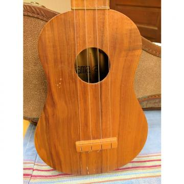 Custom Kamaka Ukulele - Gold Label - Soprano - Late 50s - Koa