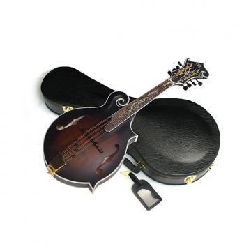 Custom MICHAEL KELLY Legacy Dragonfly FLAME MANDOLIN American Walnut LIMITED new blem