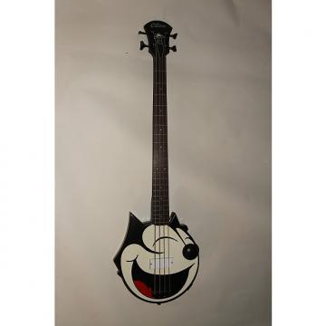 Custom Oriolo Felix Face Bass 2017 Black & Graphics