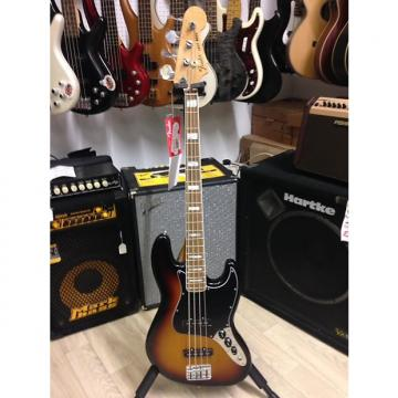 Custom Fender  Classic 70's Jazz Bass 3 Color Sunburst