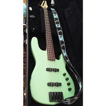 Custom Carvin JB4 2008? Green