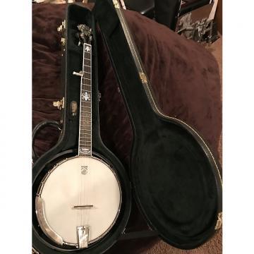 Custom Deering John Hartford 5-string banjo.