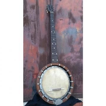 Custom Barnes And Mullins 5-string Banjo 1910-1940 Walnut